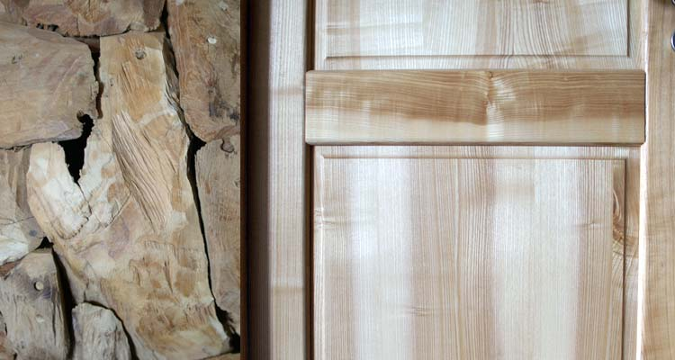 Natural building materials : wood